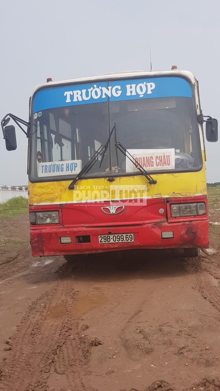 """Điểm mặt 103 """"thần chết"""" thầm lặng đưa đón công nhân tại các KCN tỉnh Bắc Giang"""