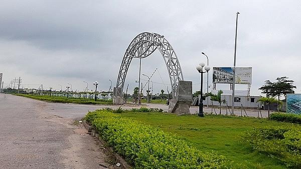"""Dự án khu đô thị Kosy ở Bắc Giang bán đất """"chui"""" cho người dân"""