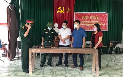 100% các điểm bầu cử của Thái Nguyên đảm bảo thông tin liên lạc