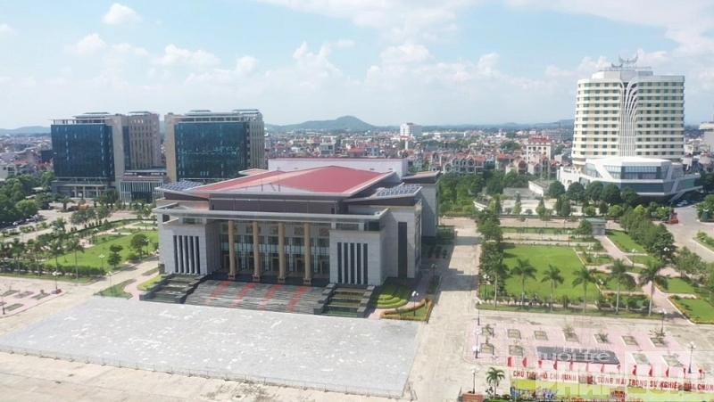 TP Bắc Giang phấn đấu phát triển bền vững theo hướng đô thị xanh - thông minh
