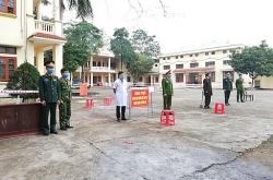 Thái Nguyên: Truy vết, quản chặt các trường hợp liên quan đến ổ dịch