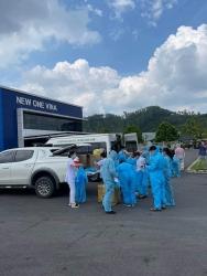 Thái Nguyên: Có 440 người là F1 của nữ công nhân nhiễm Covid-19 ở TX Phổ Yên