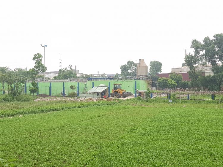 Nhà máy giấy Xương Giang bị phạt gần 300 triệu vì xả thải trái phép