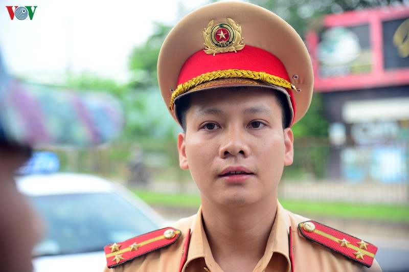 hang loat phuong tien chay qua toc do coi noi thung xe o thai nguyen