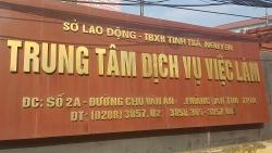 mua covid 19 thai nguyen giai quyet bao hiem that nghiep cho khoang 6000 nguoi