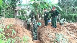 Kêu gọi nhân chứng cung cấp thông tin về 33 ngôi mộ liệt sĩ tại tỉnh Thái Nguyên