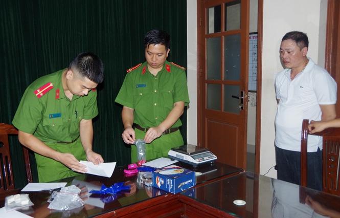 thai nguyen bat doi tuong mua ban van chuyen gan 1600 vien ma tuy tong hop