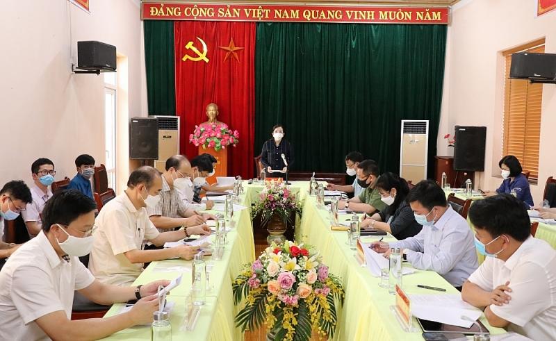 Thái Nguyên: Kiên quyết không để dịch bùng phát trong các khu công nghiệp