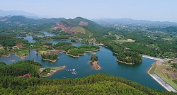 Thái Nguyên: Thông qua phương án quy hoạch hồ Ghềnh Chè