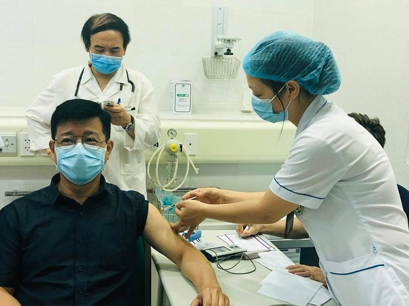 Thái Nguyên: Dự kiến được cấp 17,4 nghìn liều vắc xin phòng Covid-19
