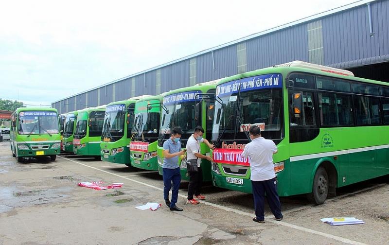 Thái Nguyên sẽ đón 2.725 người lao động trở về từ vùng dịch Bắc Giang