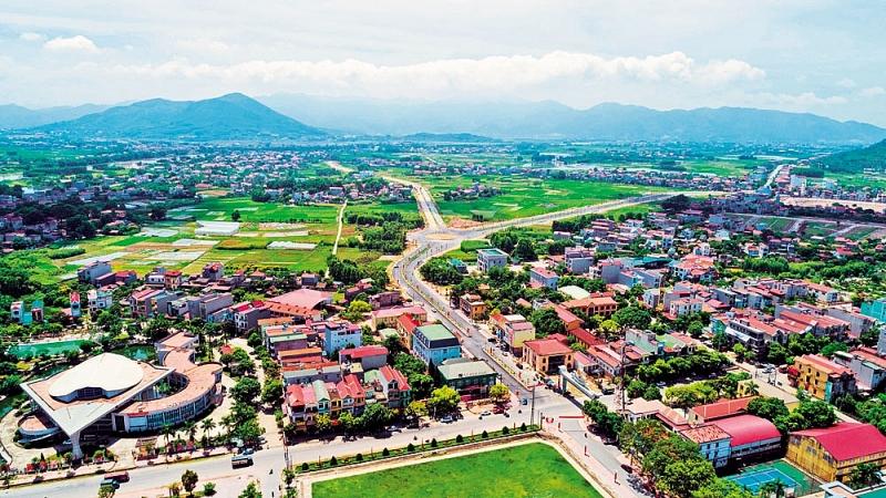 Bắc Giang: Duyệt quy hoạch 2 khu đô thị gần 4.000ha tại Lục Nam