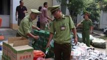 Bắc Giang đẩy mạnh công tác chống buôn lậu