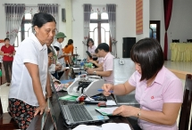 Bắc Giang: Đủ nguồn vốn tín dụng phục vụ đối tượng chính sách xã hội