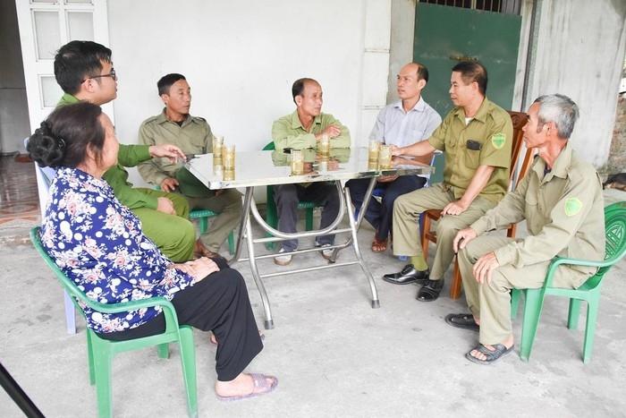 thai nguyen xay dung 28 mo hinh lam nhiem vu bao ve an ninh trat tu o co so