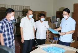 Thái Nguyên: Chuẩn bị đầy đủ cơ sở vật chất để phòng, chống dịch Covid - 19