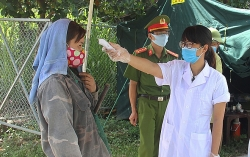 Kiểm soát chặt chẽ người vào tỉnh Thái Nguyên