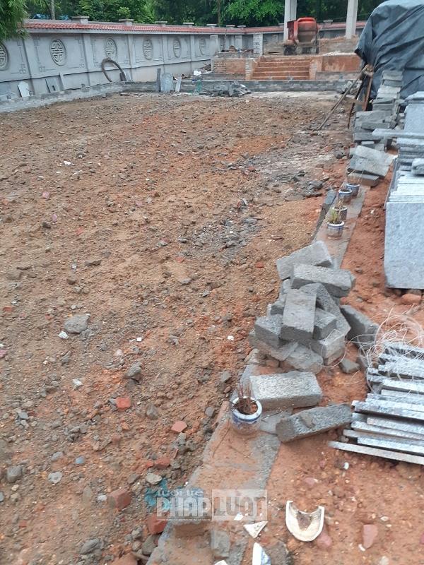 Thái Nguyên: Hàng chục ngôi mộ liệt sĩ tại Phú Bình bị doanh nghiệp phá dỡ