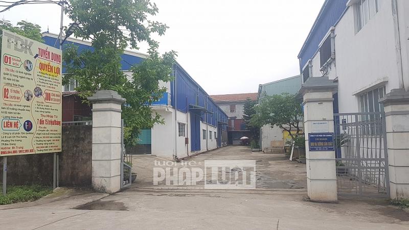 """Bắc Giang: Công ty TNHH Hồng Điều """"chây ì"""" không đóng bảo hiểm cho công nhân"""