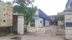 Lãnh đạo tỉnh Bắc Giang chỉ đạo làm rõ Công ty Hồng Điều không đóng BHXH cho công nhân