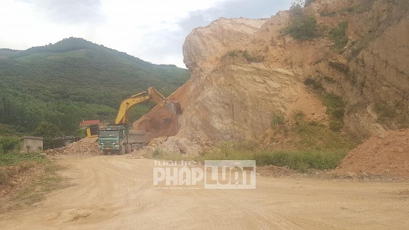 """Bắc Giang: Người dân sẽ """"giám sát"""" hoạt động khai thác khoáng sản"""