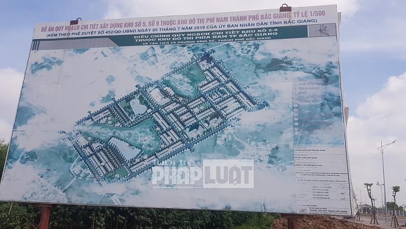 Bắc Giang: Có 28 dự án bất động sản chưa đủ điều kiện để chuyển nhượng