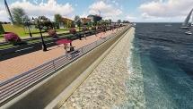 Khởi công Dự án đường bao biển tại TP Hạ Long