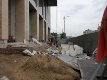 """Cao ốc xây vượt giấy phép 5 tầng """"sừng sững"""" giữa trung tâm TP Hạ Long"""