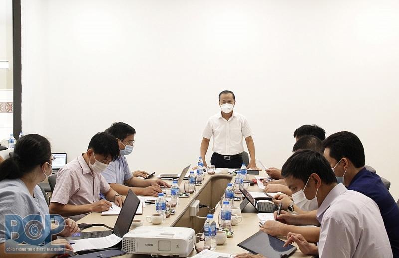 Bắc Giang: Thúc tiến độ Dự án Khu du lịch tâm linh - sinh thái Tây Yên Tử