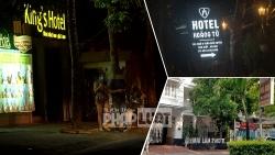 Nhiều khách sạn, nhà nghỉ tại quận Cầu Giấy nhận khách bất chấp lệnh cấm