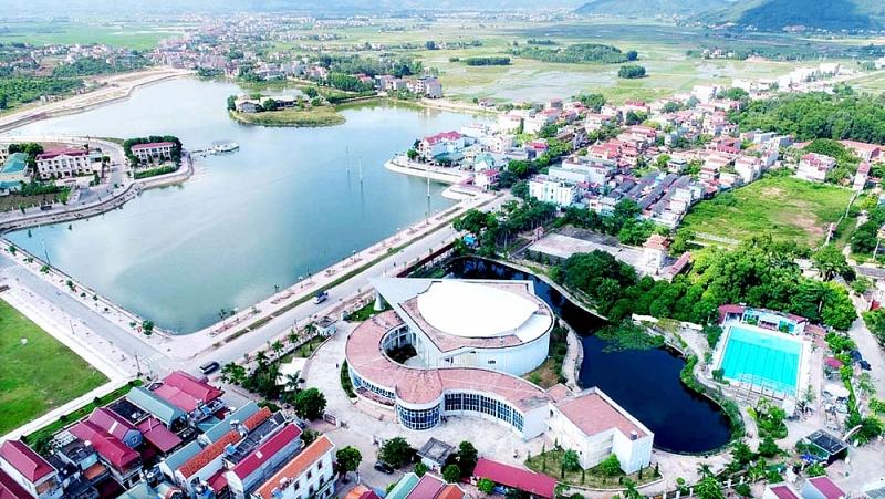 Bắc Giang: Sẽ có khu đô thị hiện đại hơn 94 ha tại huyện Lục Nam