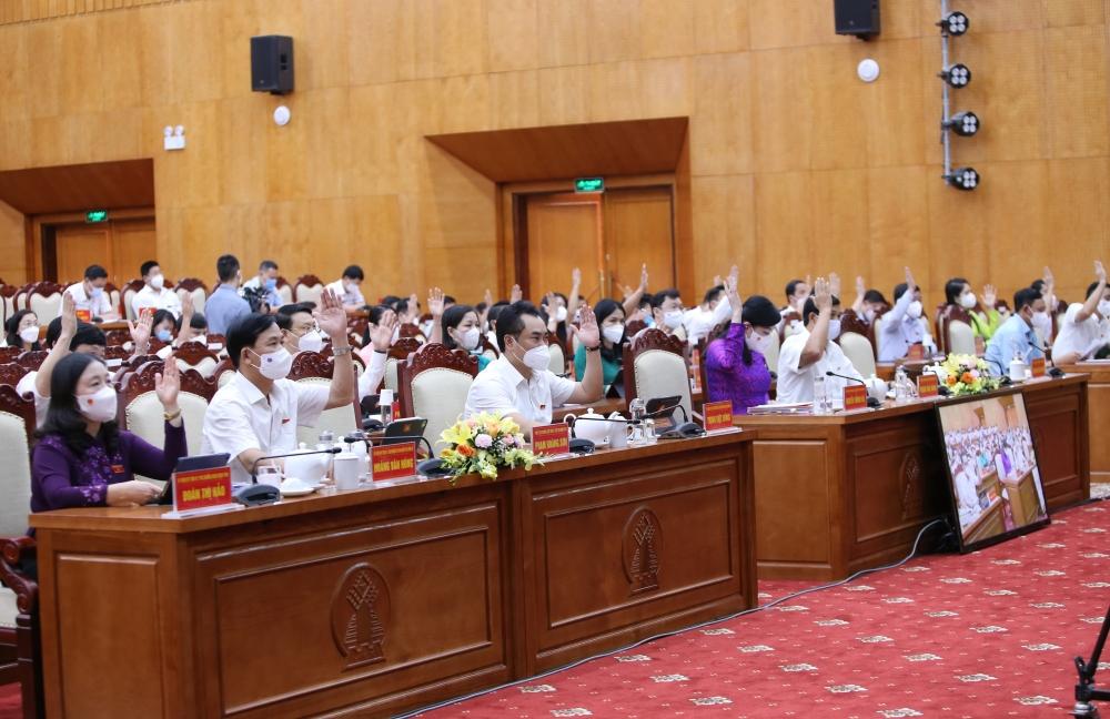 Thái Nguyên: 36 nghị quyết về phát triển KT - XH được HĐND thông qua