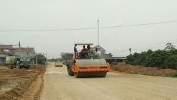 Bắc Giang: Khởi công tuyến đường dài 18,75 km nối 3 huyện Việt Yên - Tân Yên - Lạng Giang