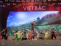 """Đón đợi chương trình du lịch """"Qua những miền di sản Việt Bắc"""""""