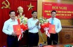 Bí thư Tỉnh đoàn Bắc Giang được bổ nhiệm làm Bí thư Huyện uỷ Sơn Động