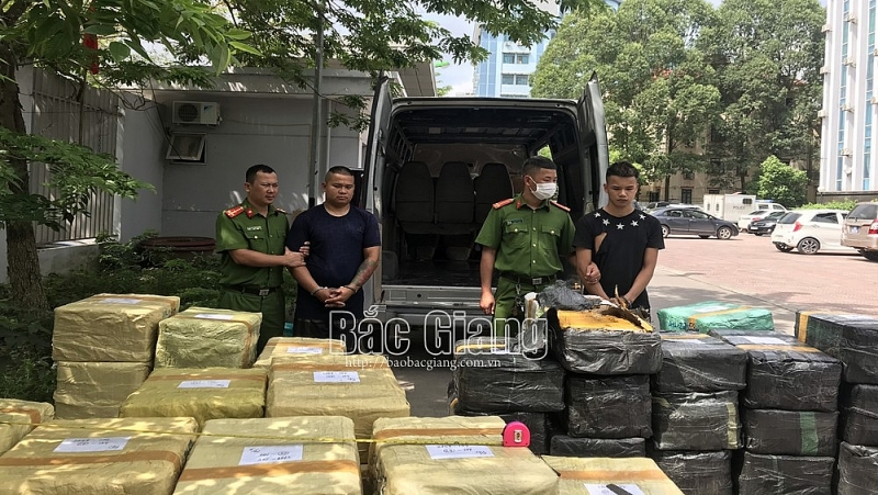 Ô tô đâm tông tử vong CSCĐ ở Bắc Giang đã chở hàng gì?