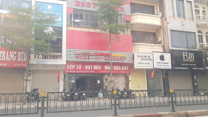 Đường phố đông xe cộ, Hà Nội tăng mức độ kiểm soát