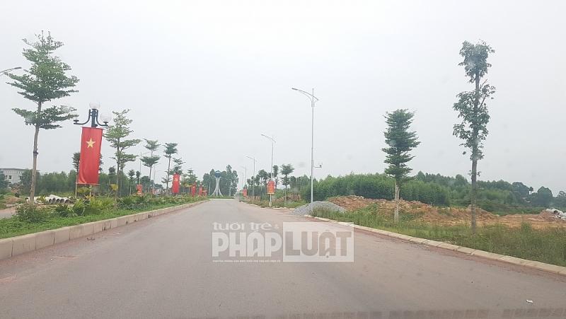 TP Bắc Giang tìm nhà đầu tư cho hai khu đô thị 477 tỷ đồng
