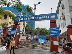 Chủ tịch tỉnh Bắc Giang phê bình Giám đốc Bệnh viện Đa khoa tỉnh