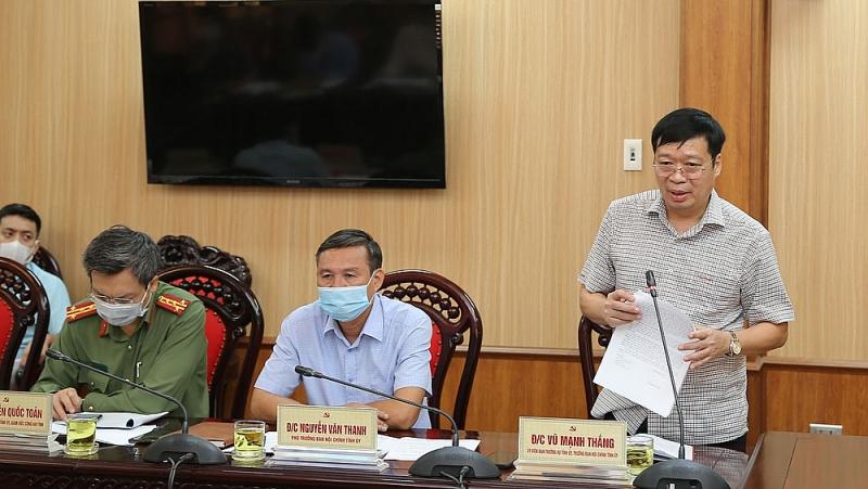 """Bắc Giang: Không có """"vùng cấm"""" trong xử lý tham nhũng"""