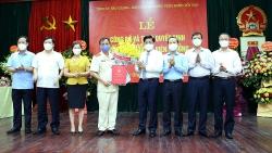 Bổ nhiệm ông Nguyễn Xuân Hùng làm Viện trưởng Viện KSND Bắc Giang