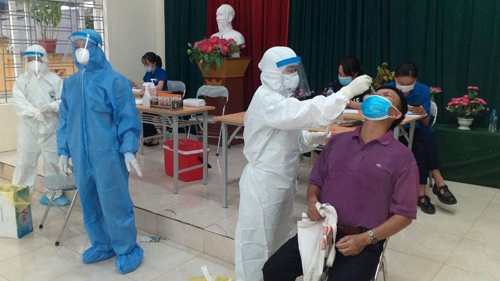 Bắc Giang đã hỗ trợ TP Hà Nội tiêm hơn 97,5 nghìn mũi vắc-xin