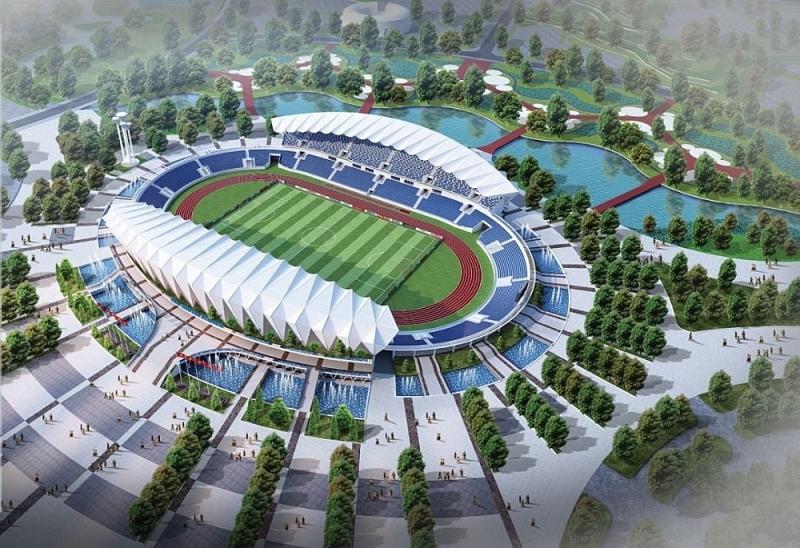 Đầu tư 309 tỷ đồng xây dựng Sân vận động Thái Nguyên