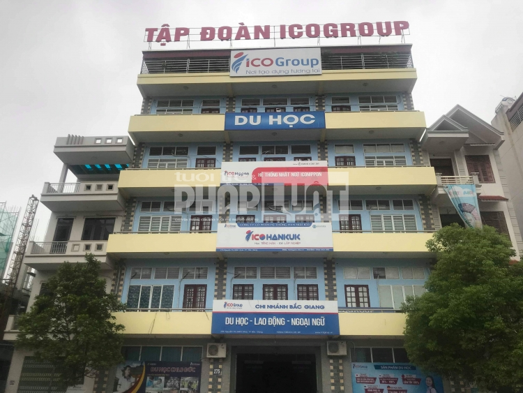 lanh dao so gddt bac giang noi gi ve tap doan icogroup trong linh vuc du hoc