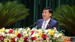 Đồng chí Dương Văn Thái được giới thiệu bầu chức danh Bí thư Tỉnh uỷ Bắc Giang