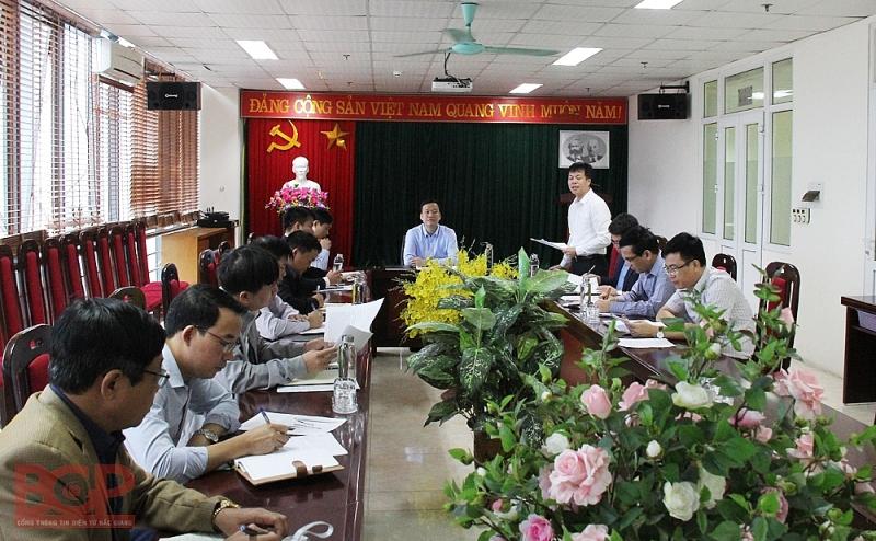 Phó chủ tịch tỉnh Bắc Giang chỉ đạo đẩy nhanh tiến độ các dự án đầu tư