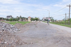 Bắc Giang: Đầu tư 230 tỷ đồng làm tuyến đường dài hơn 8km
