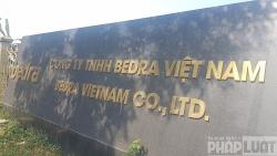 Phó Chủ tịch tỉnh Bắc Giang chỉ đạo làm rõ sai phạm của Công ty TNHH Bedra Việt Nam
