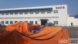 """Sở TN&MT Bắc Giang """"điểm mặt, chỉ tên"""" thủ phạm để xảy ra sai phạm của Công ty Bedra Việt Nam"""