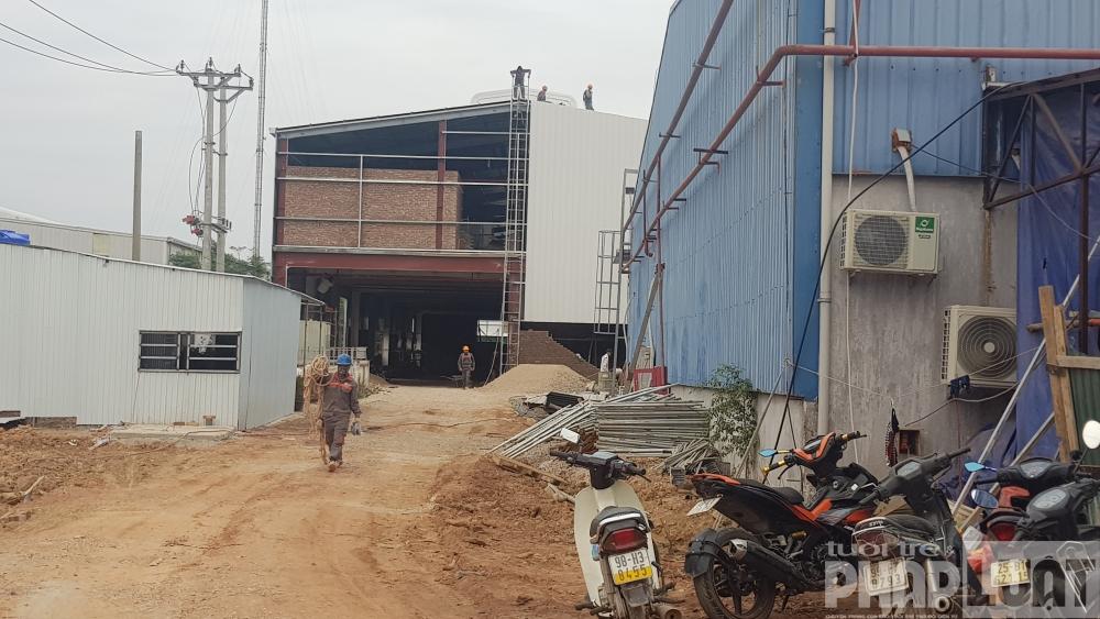 """Tỉnh Bắc Giang chặn đứng """"tham vọng"""" trong cấp phép xây dựng trái luật của BQL các KCN"""